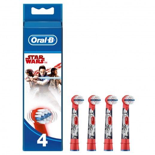Oral B Recargas Star Wars | x4