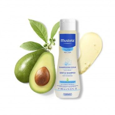 Mustela Baby Ns Gentle Shampoo Special Price | 200mL
