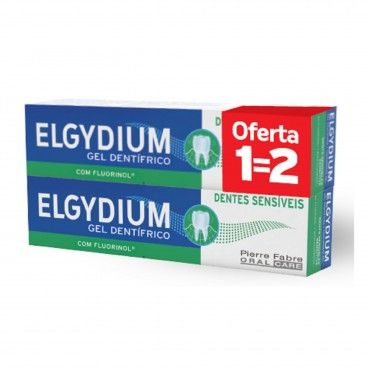 Elgydium Sensitive Tooth Gel | 2x75mL