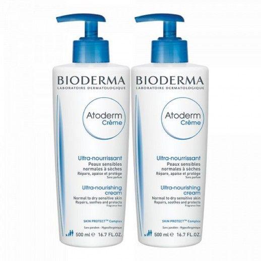 Bioderma Atoderm Cr Duo | 2x500mL
