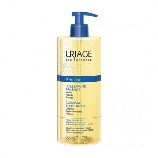 Uriage Xemose Cleanesing Oil | 500mL