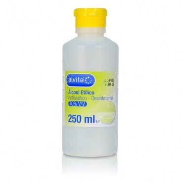 Alvita Ethyl Alcohol 70% V/V | 250mL