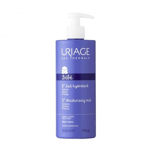 Uriage Bebé 1º Lait | 500mL