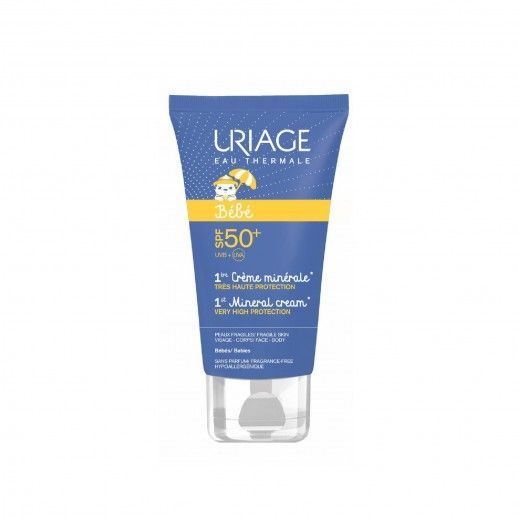 Uriage Baby 1º Mineral Cr | 50mL
