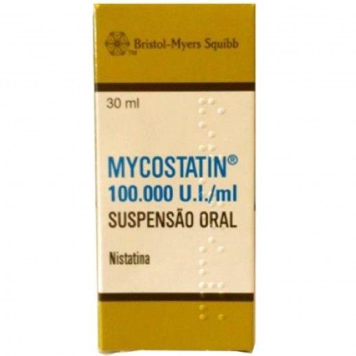 Mycostatin   30mL