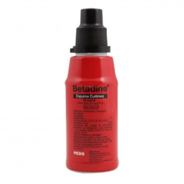 Betadine Cutaneous Foam | 125mL