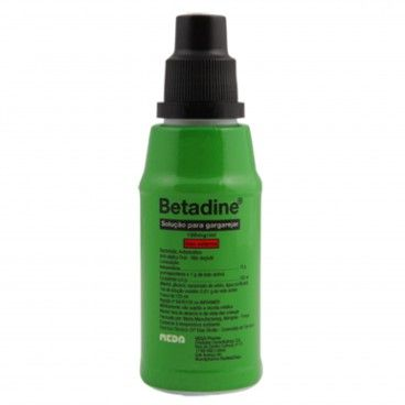 Betadine Garg Solution | 125mL