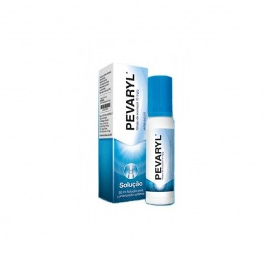 Pevaryl Cut Spray Sol   30mL