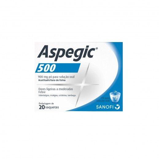 Aspegic 500 | 900mg