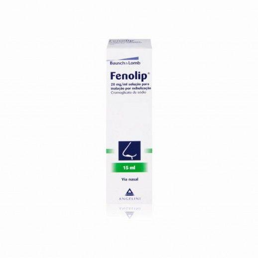 Fenolip Frasco Nebulizador | 15mL