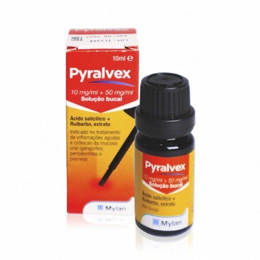 Pyralvex Solução | 10mL