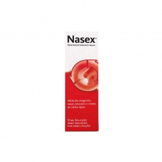Nasex Nasal Sol Drops | 15mL