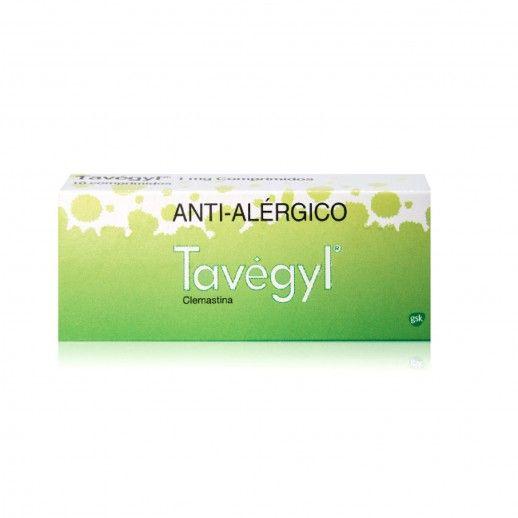 Tavégyl x10 Tablets | 1mg