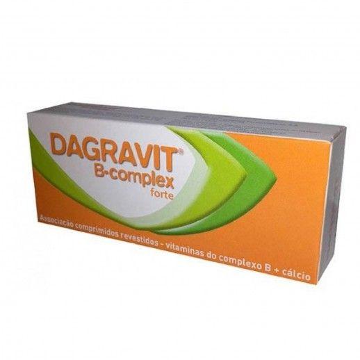 Dagravit B Complex Forte Tablets | x30