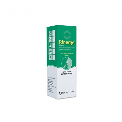 Rinerge Nasal Spray   10mL
