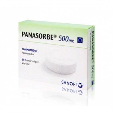 Panasorbe x20 Tablets | 500mg