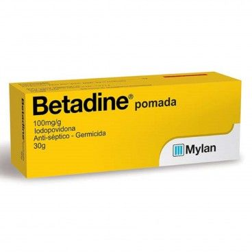 Betadine Pomada | 30g