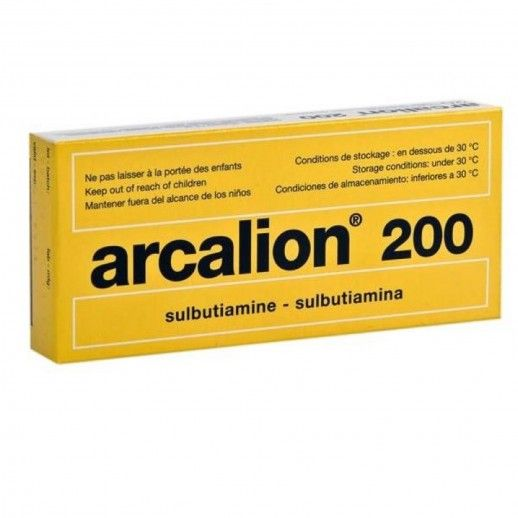 Arcalion x60 Comp | 360mg