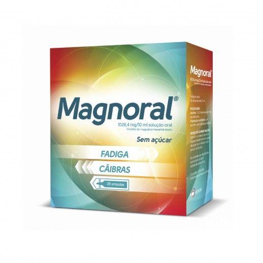 Magnoral Drink Amp | 1028,4mg