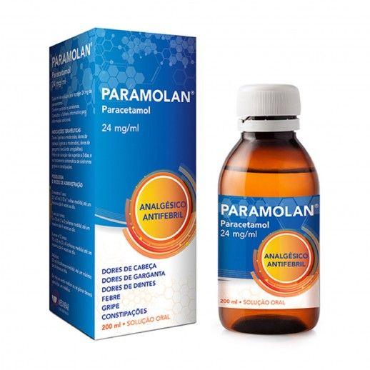 Paramolan Sol Oral | 200mL