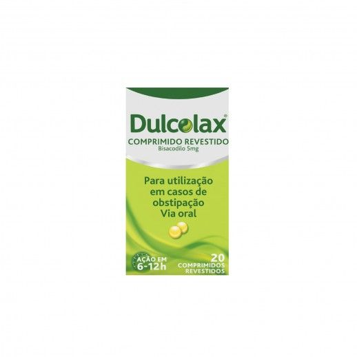 Dulcolax x20 Comp Rev | 5mg