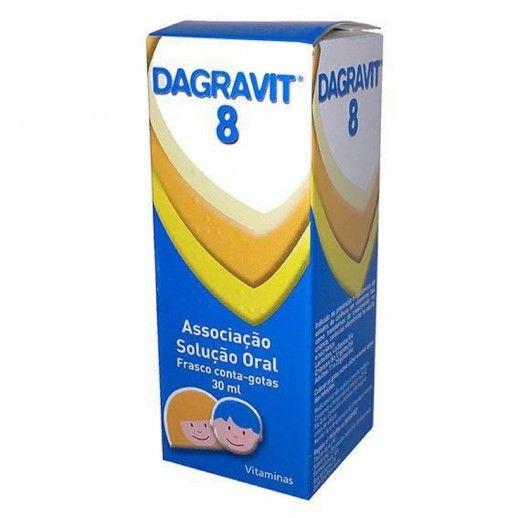 Dagravit 8 Sol Oral Gta | 30mL