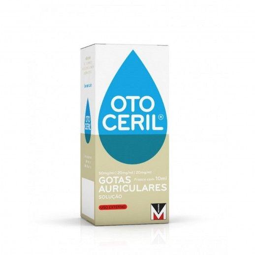 Otoceril Sol Aur | 10mL
