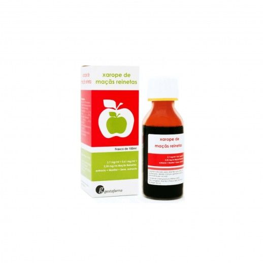 Pippin Apple Syrop | 100mL
