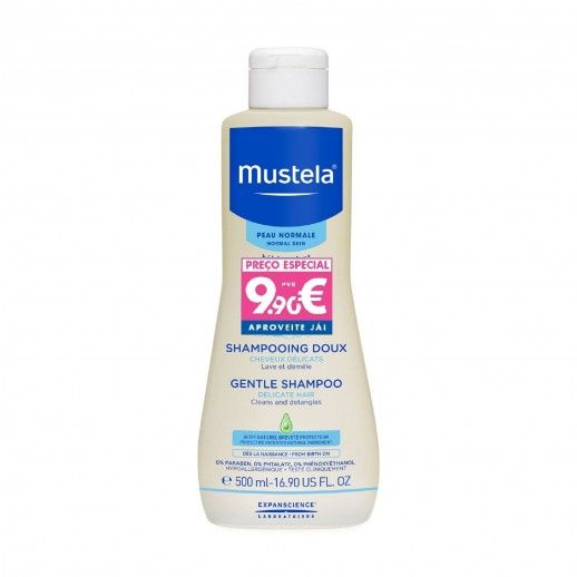 Mustela Baby Ns Gentle Shampoo Special Price   500mL