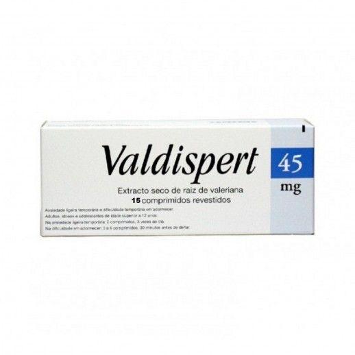 Valdispert x15 Coated Tablets   45mg