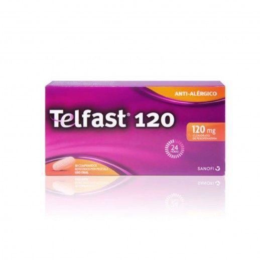 Telfast 120 x10 Coated Tab | 120mg