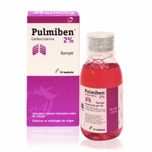 Pulmiben 2% Syrop | 125mL