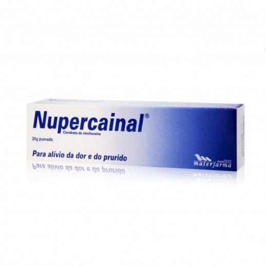 Nupercainal Pomada Rectal | 20g