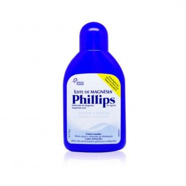 Leite de Magnésia Phillips | 200mL