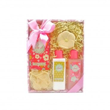 Sweet Bossom Basket Coffret