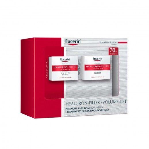 Coffret Eucerin Hyaluron-Filler+Volume Lift Creme