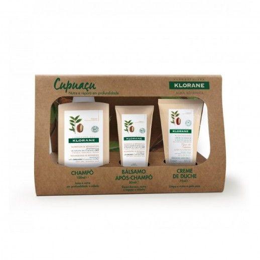 Klorane Cupuaçu Butter Kit