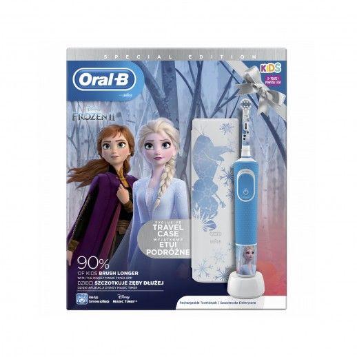Oral B Braun Kids Frozen Escova Elétrica