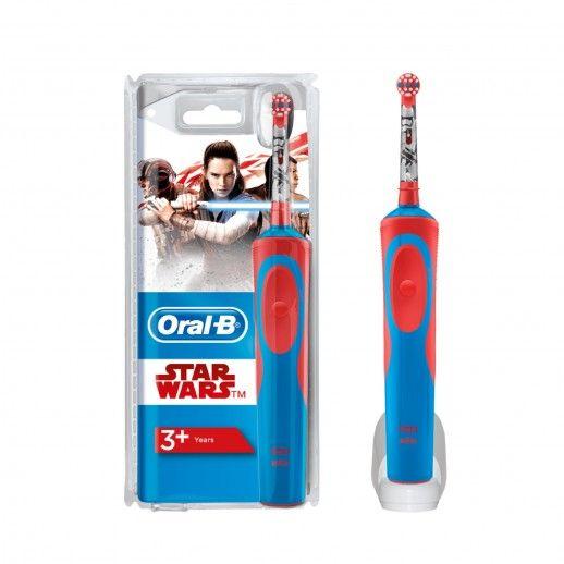 Oral B Braun Kids Star Wars Electric Toothbrush