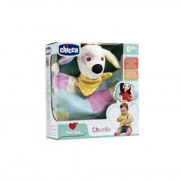 Chicco Brinquedo Manta Cãozinho Charlie