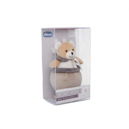Chicco Doudou Teddy Bear Music Box