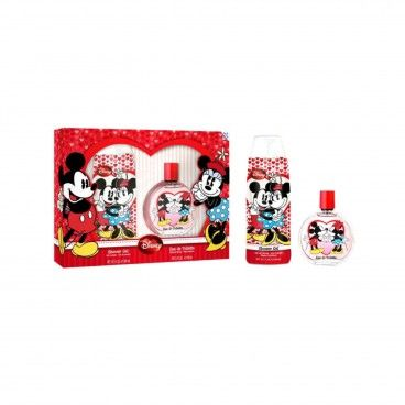Minnie Shower Gel + Eau de Toilette Coffret