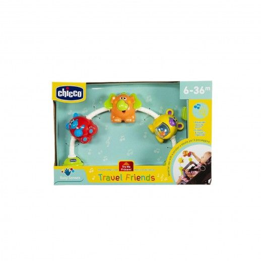 Chicco Travel Bow Toy