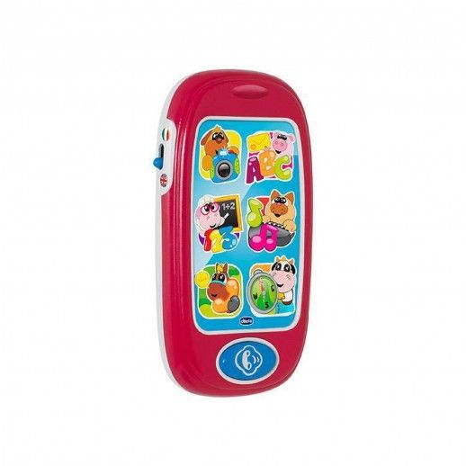 Chicco Brinquedo Smartphone dos Animais