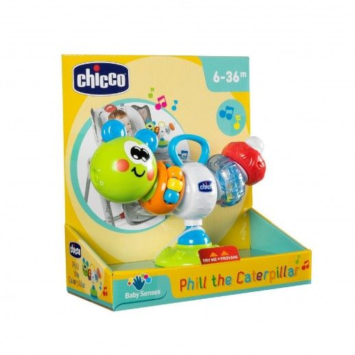 Chicco Toy Phill The Caterpillar
