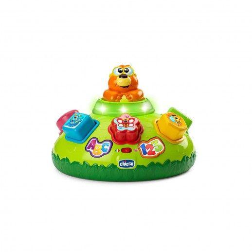 Chicco Bilingual Mole Toy