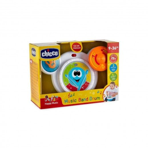 Chicco Musical Drum Toy