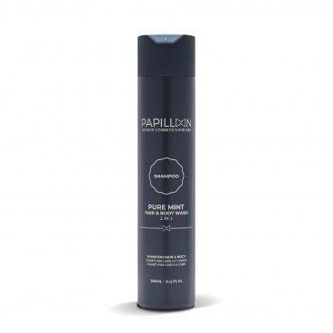 Papillon Pure Mint Shampoo | 300mL