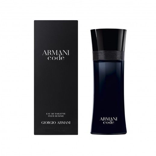 Armani Code for Men | 50mL