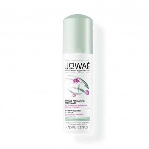 Jowaé Micellar Cleansing Mousse | 150mL
